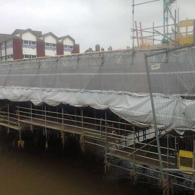 bridgwater-bridge-scaffold