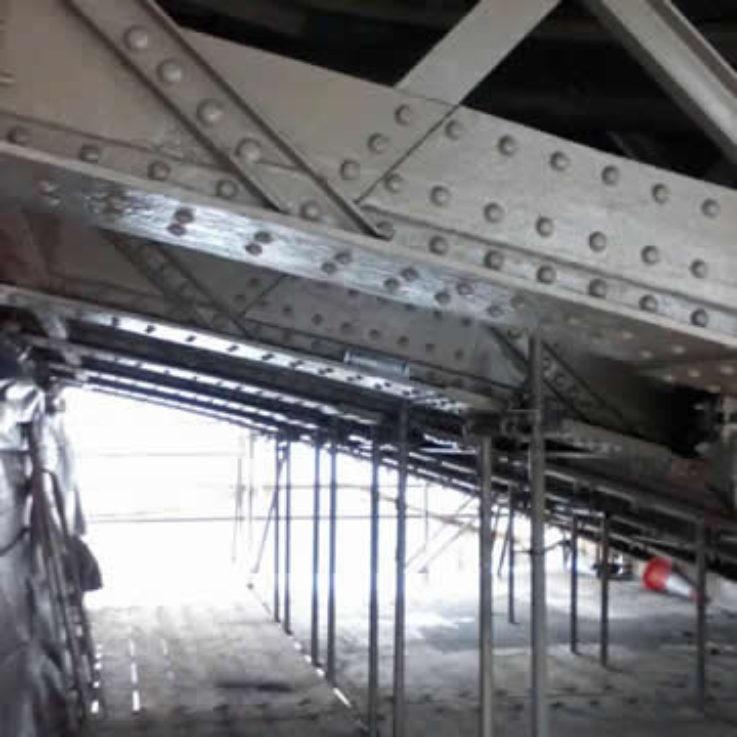 Bridgwater Bridge Support