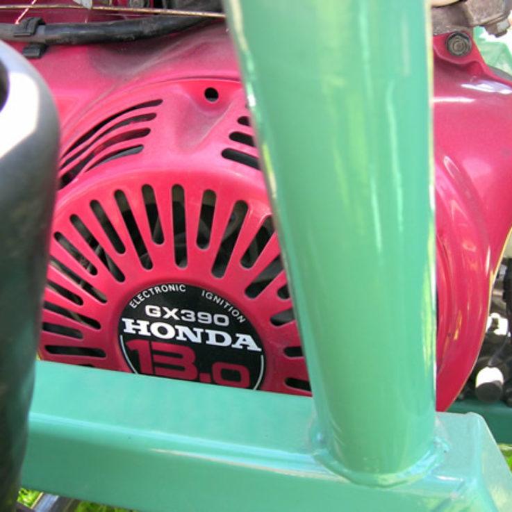 Buggy Close Up Image