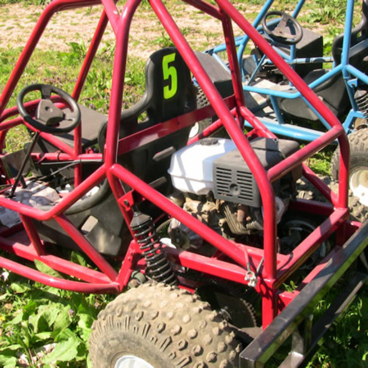 Red Buggy Image
